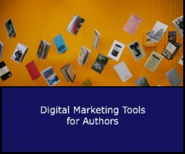 Digital Marketing Tools for Authors