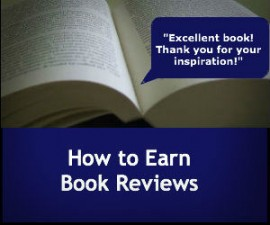 How to Earn Book Reviews