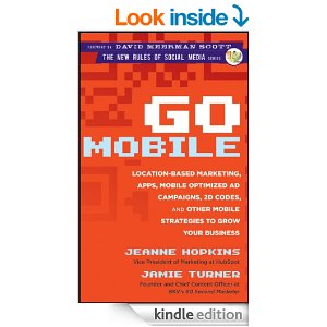 GO MOBILE by Jamie Turner,