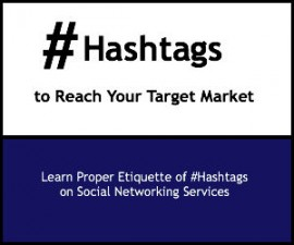 Hashtags to Reach Your Target Market