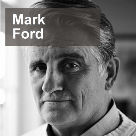 "Mark Ford, author of ""Ready, Fire, Aim"""