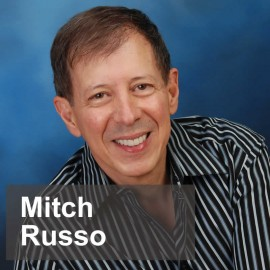 Mitch Russo, former CEO and President of Business Breakthroughs with Tony Robbins, co-found of Timeslips Corp and author of The Invisible Organization: How Ingenious CEOs are Creating Thriving, Virtual Companies
