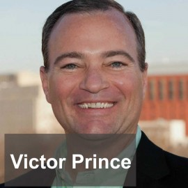 Victor Prince, Author of Lead Inside the Box