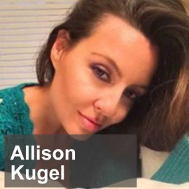 Speaking of Wealth: Allison Kugel, Full Scale Media & UPitch App