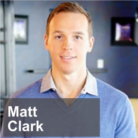 Amazing.com founder, Matt Clark