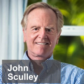 Speaking of Wealth: John Sculley, PepsiCo and Apple, author of Moonshot!