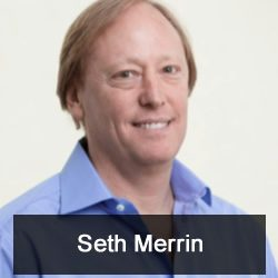 Seth Merrin, author of The Power of Positive Destruction