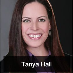 Tanya Hall, Green Leaf Book Group