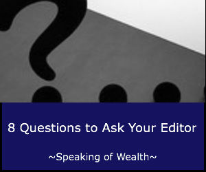 Questions to ask your editor