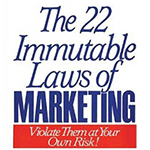 22 Laws of Marketing by Laura Ries